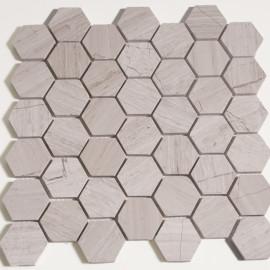 Hexagon Driftwood