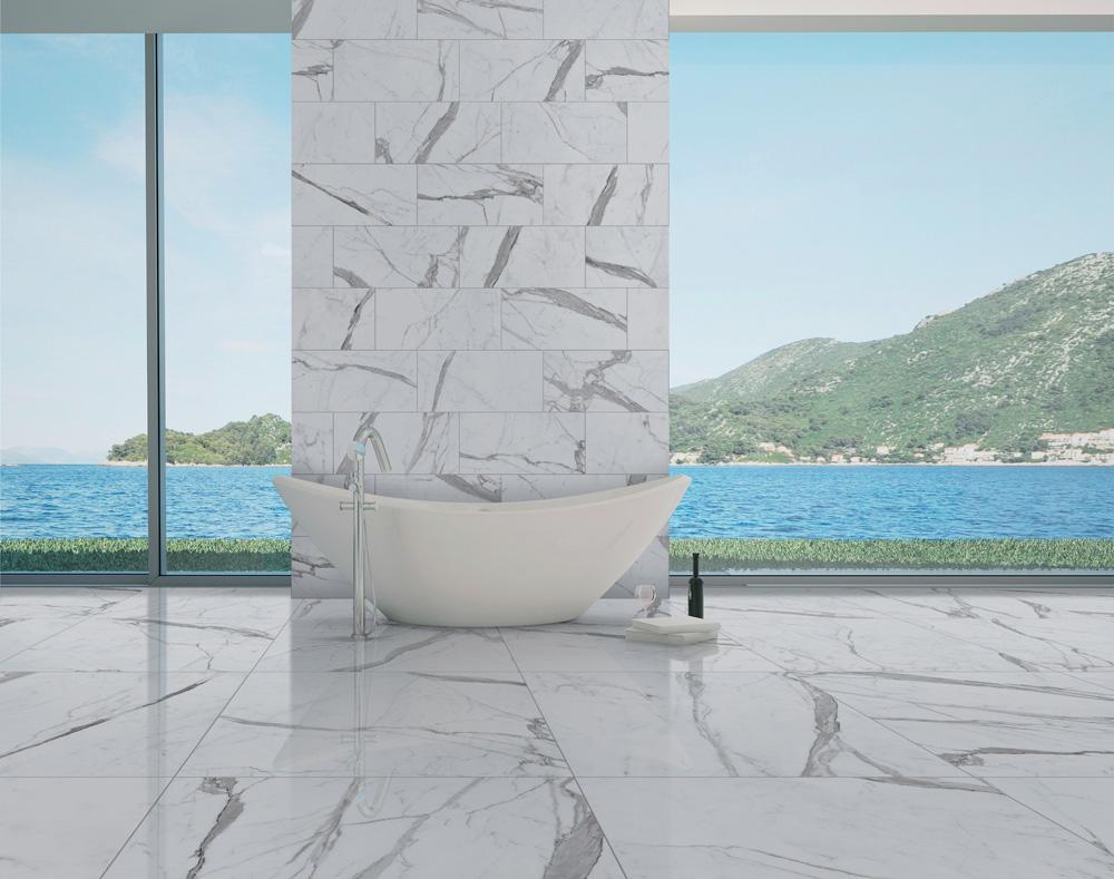 Statuario White Marble Wall Cladding : I marmi series c s tile distributors